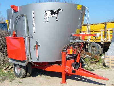 MISTRAL Feed Mixer