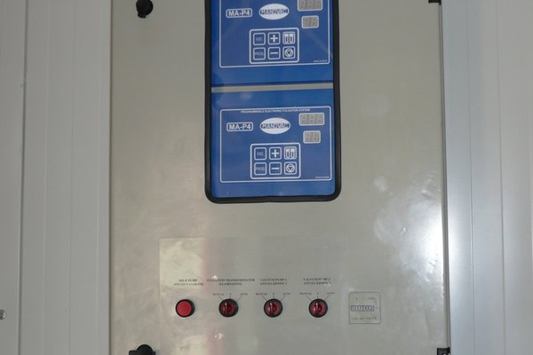 Αρμεχτικά Συγκροτήματα ηλεκτρολογικός Πίνακας Προστασίας