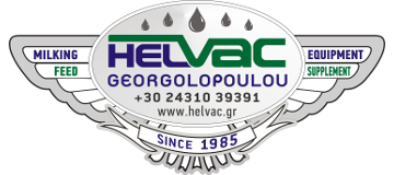 Helvac Top milking systemsSole representative of the Spanish Union ASSAF.E class=